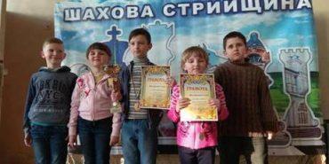 Прикарпатський шахіст став першим на кубку Львівщини