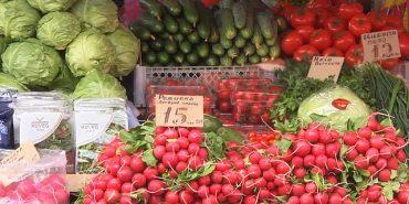 У Коломиї  перевірили якість продуктів на центральному ринку. ВІДЕО