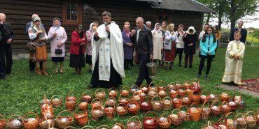 У Нижньому Вербіжі освятили понад сотню великодніх пасок для неокупованих територій на Сході України. ФОТО, ВІДЕО