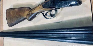 За два тижні прикарпатці здали до поліції понад 100 одиниць зброї. ФОТО