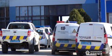 На Франківщині через повідомлення про вибухівку на заводі евакуювали 1200 людей. ВІДЕО