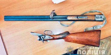 Місячник добровільної здачі зброї: за день прикарпатці принесли до поліції 9 рушниць. ФОТО
