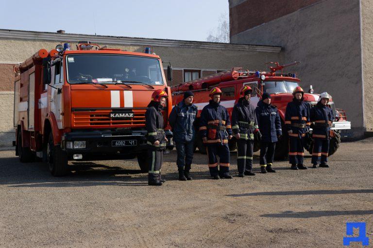 Рятувальники нагадують коломиянам правила пожежної безпеки під час свят