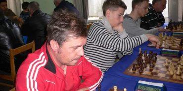 """Команда """"Коломия"""" стала переможцем 6-ого етапу Івано-Франківської шахової прем'єр-ліги. ФОТО"""