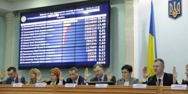ЦВК офіційно оголосила підсумки першого туру виборів президента