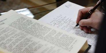 У Всеукраїнському переписуванні Біблії вже взяло участь близько 16 тисяч людей