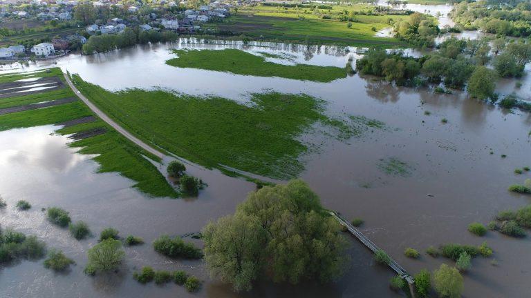 Рівень води у ріках області може вирости на 2-2,5 метрів, – надзвичайники