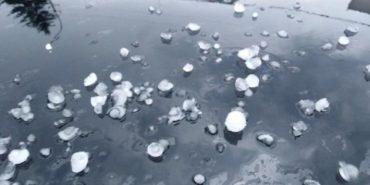 Грози та град: на Прикарпатті оголосили штормове попередження