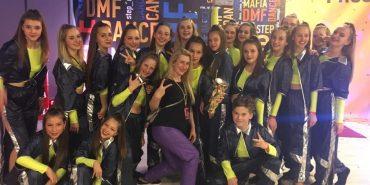 Дві перші, дві другі і три треті премії привезли коломийські танцюристи з всеукраїнського конкурсу. ВІДЕО