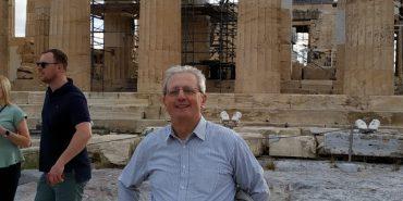 Де ходили Гомер і Сократ: грецькі враження артиста з Коломиї