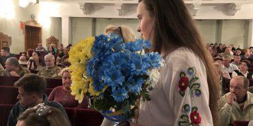 У Коломиї на День Героїв 300 АТОвців отримали нагороди від Президента України. ФОТО