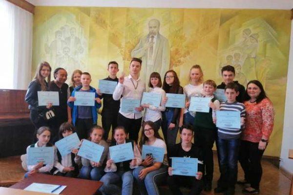 В Городенці завершилась Молодіжна школа лідерства