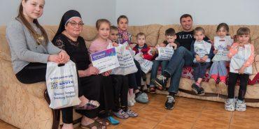 Вихованці сиротинця св. Миколая, що у Коломиї, поїдуть в аквапарк