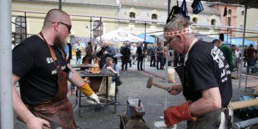 XVII Міжнародний фестиваль зібрав на Прикарпатті ковалів з 18-ти країн світу. ФОТО