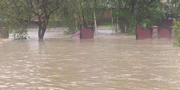 Ситуація з негодою  на Прикарпатті нормалізується за рахунок суттєвого зменшення інтенсивності дощів, – рятувальники і синоптики