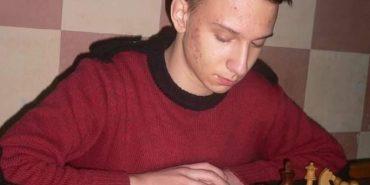 Коломиянин Роман Стефурак здобув 1-ше місце серед юнаків на чемпіонаті області з класичних шахів
