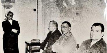 Впізнання Кривоноса НКВДстами. У мережі з'явилося історичне фото сотника УПА Мирослава Симчича
