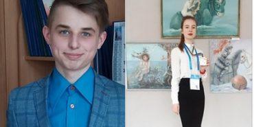 Двоє коломиян стали переможцями фінального етапу Всеукраїнського конкурсу-захисту науково-дослідницьких робіт