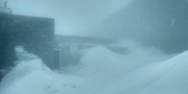 У горах на Франківщині лютує зима. ФОТО