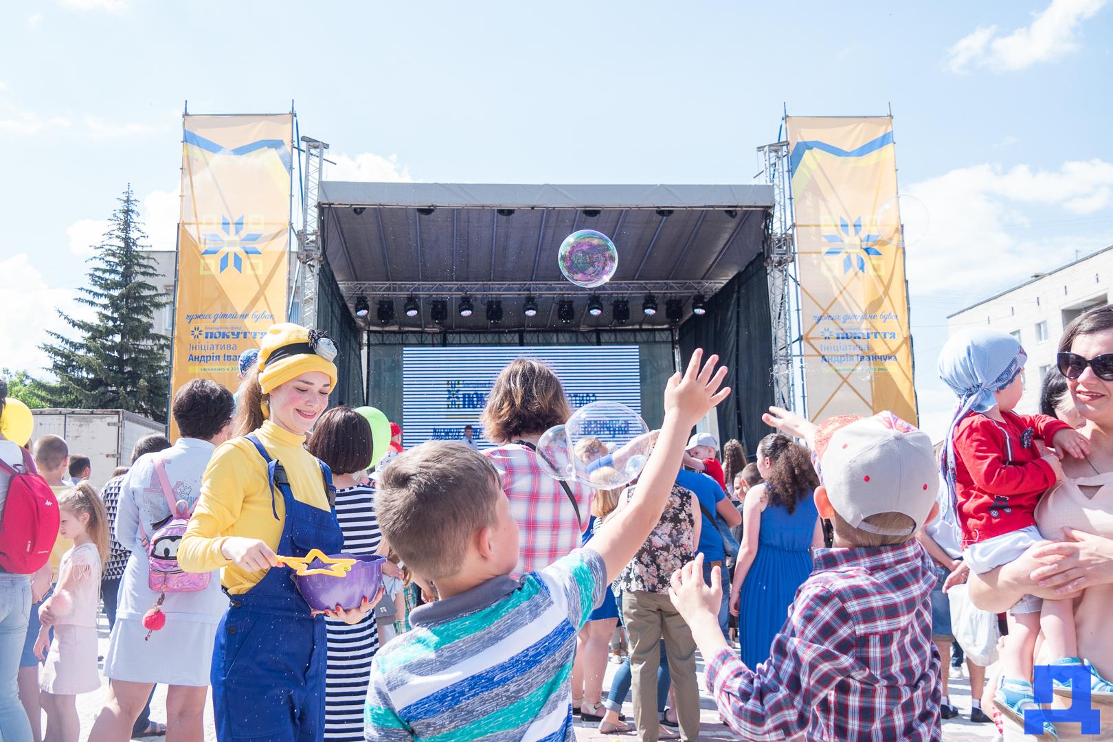 Дитячі майданчики та комп'ютерні класи: у Городенці яскраво відзначили день захисту дітей. ФОТО 12