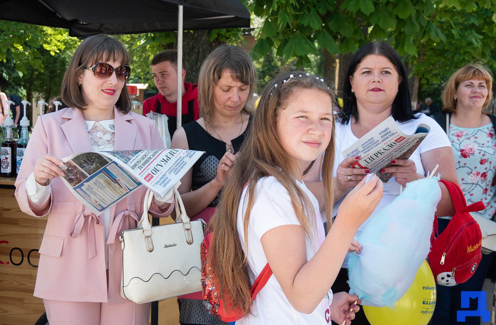 Дитячі майданчики та комп'ютерні класи: у Городенці яскраво відзначили день захисту дітей. ФОТО 9